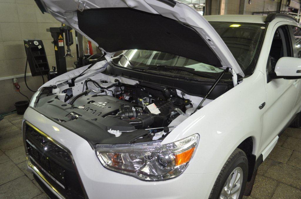 Техническое обслуживание и ремонт Mitsubishi