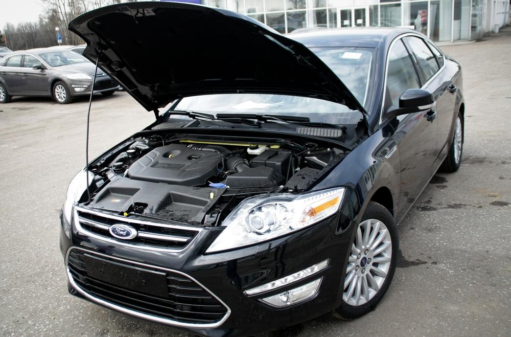 Техническое обслуживание и ремонт Ford