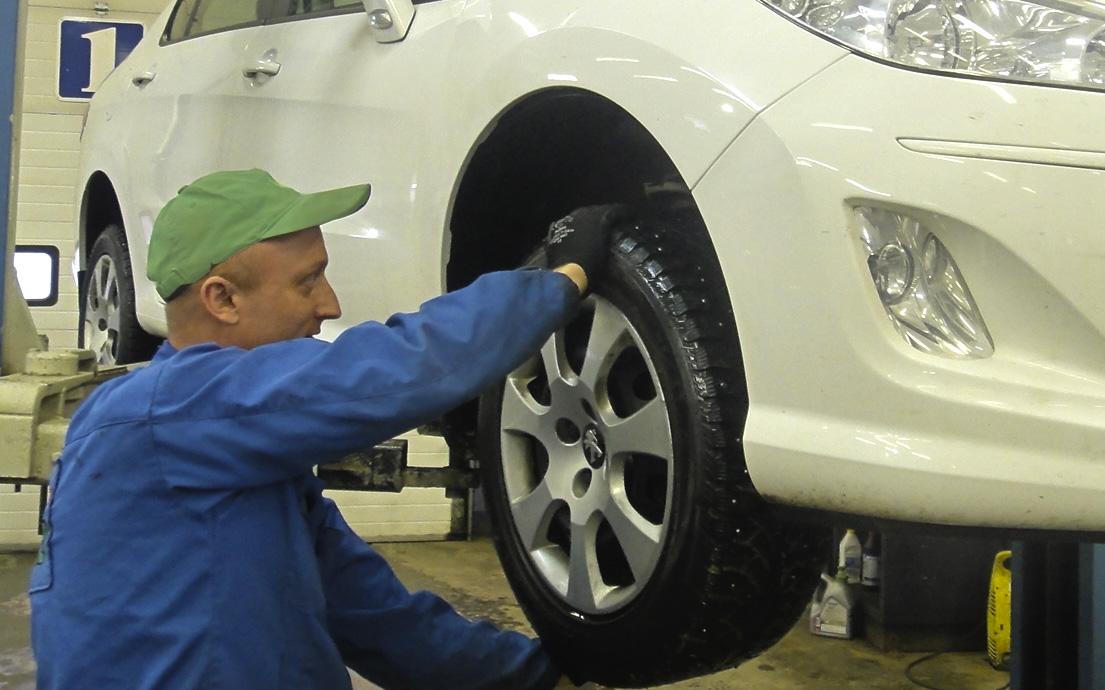 проверка авто перед покупкой: проверка ходовой
