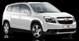 Техническое обслуживание и ремонт Chevrolet Orlando