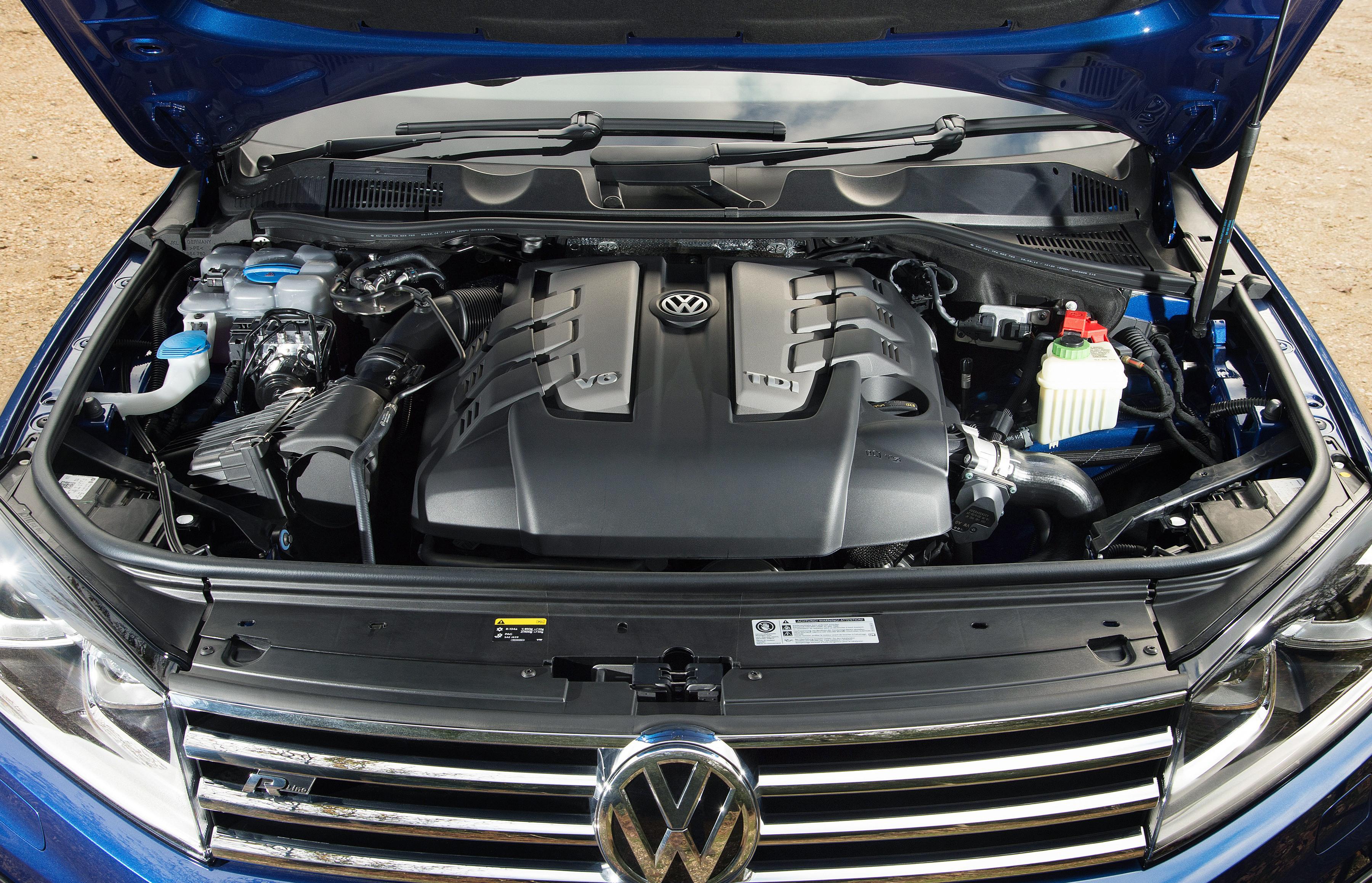 Техническое обслуживание и ремонт Volkswagen