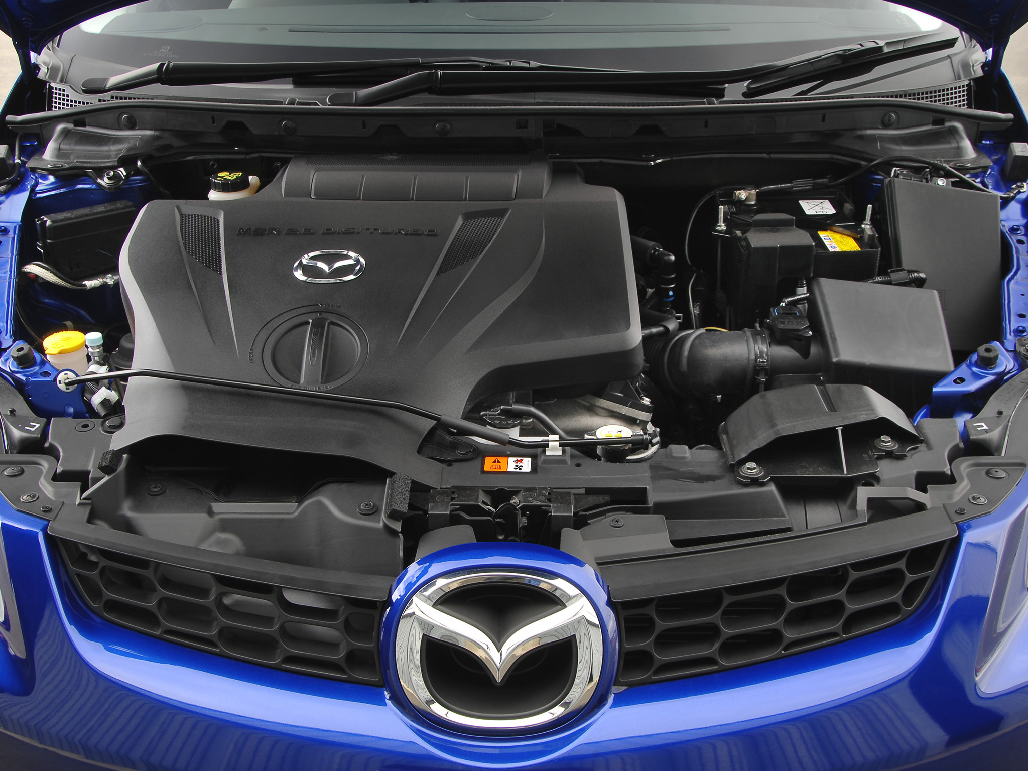 Техническое обслуживание и ремонт Mazda
