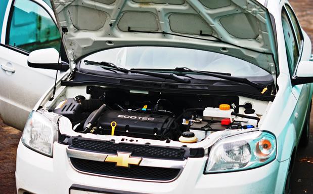 Техническое обслуживание и ремонт Chevrolet